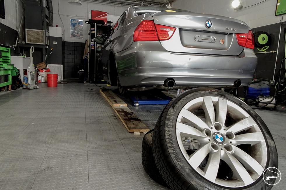 BMW 335i | Signature Detail + Interior Deep Clean