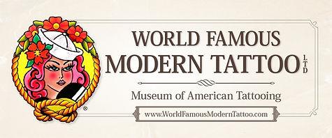 Modern Tattoo Museum of American Tattooing