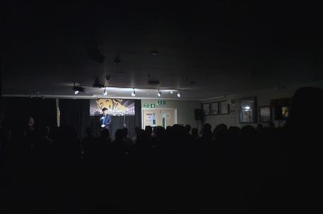 Daniel Edison, Live at Crawley Comedy Club, 2016