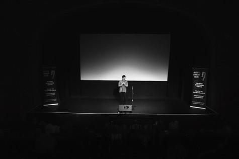 Daniel Edison Live at the Connaught Studio, Worthing - 2018