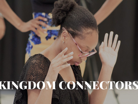"THE 5 FOLD EVANGELIST - ""Kingdom Connectors"""