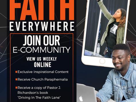 FAITH EVERYWHERE!