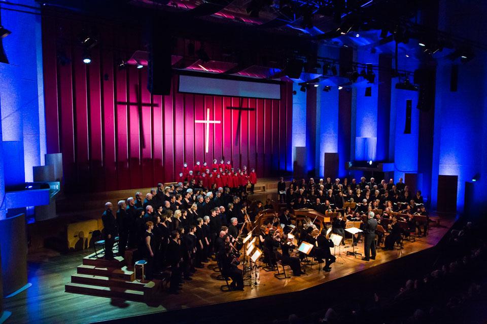 Le Concert d'Anvers. De Singel