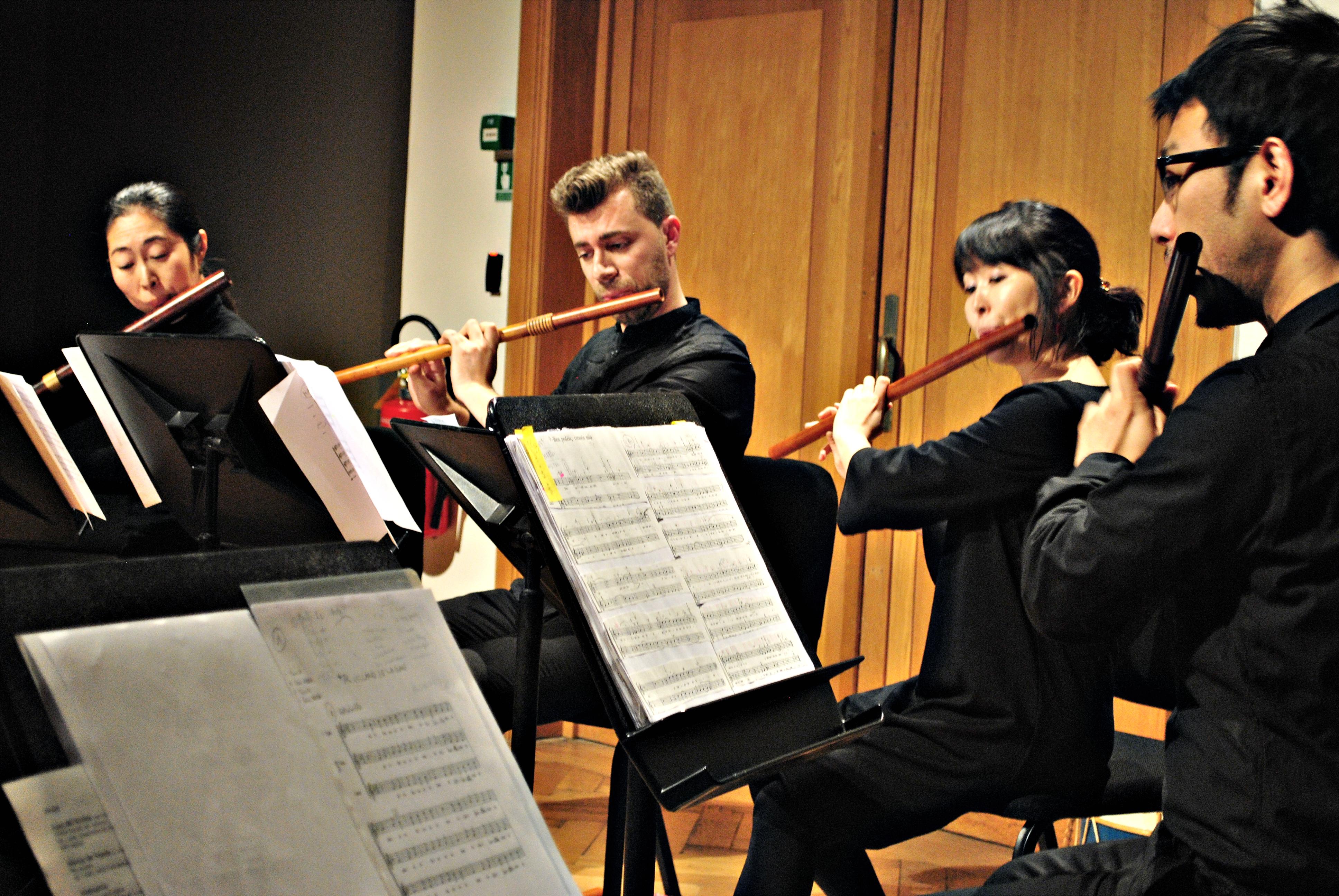 Zurbaran Renaissance Consort. Bozar