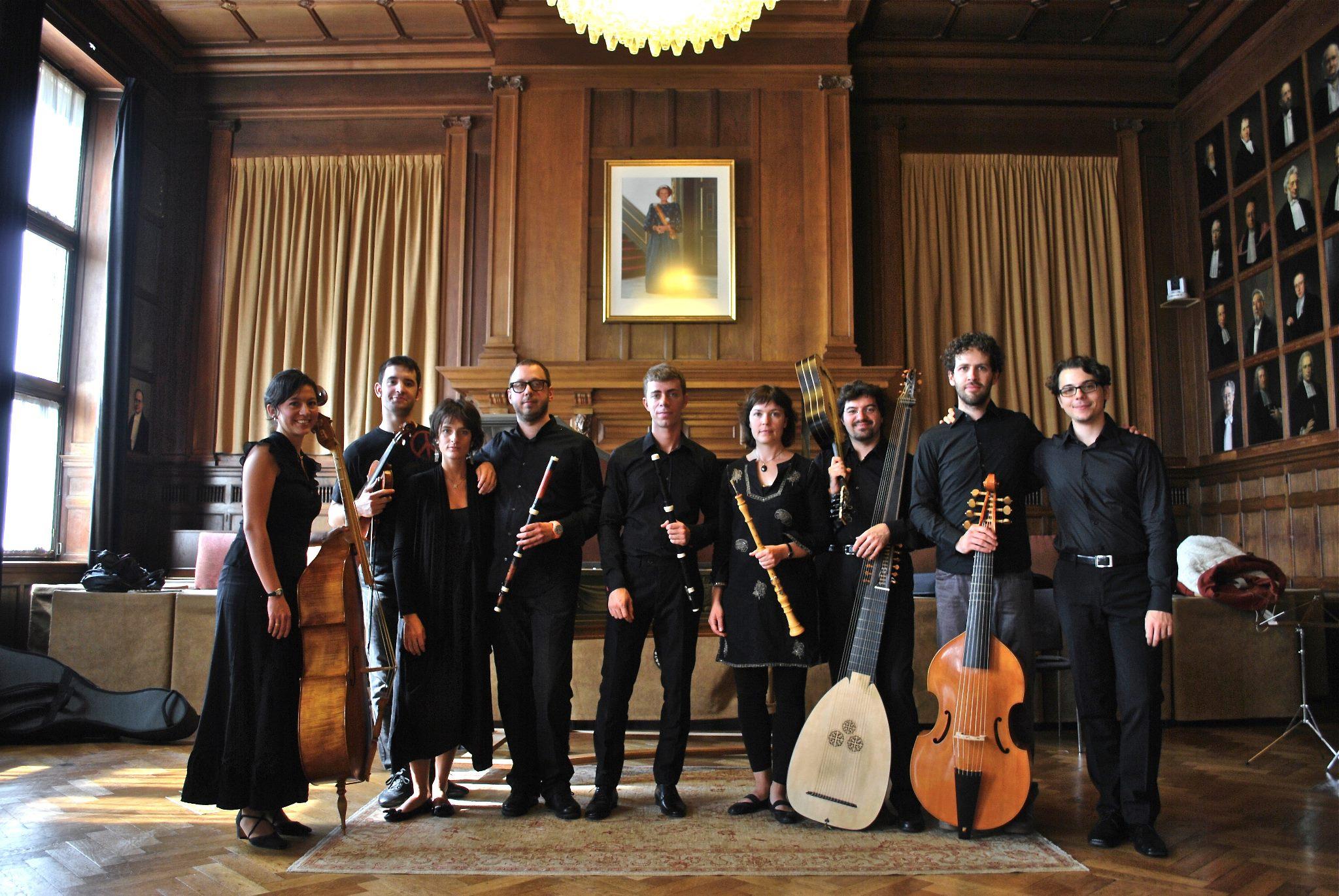 Il gene barocco. Oude Muziek Utrecht