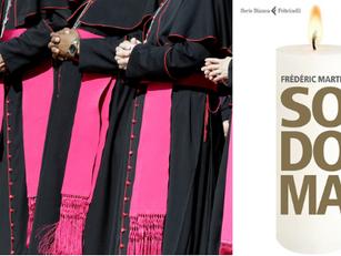 """""""In Italia pressioni dal Vaticano contro il mio libro"""". La denuncia dell'autore di """"Sodoma"""""""