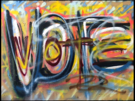 vote your conscious, not your conscience.