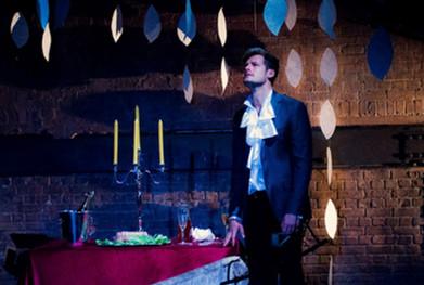 Mozart and Salieri, Time Zone Theatre at Grimeborn Festival