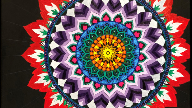 mandala - by jbelle
