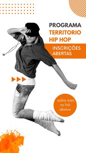 Prefeitura abre concurso artístico para o inédito Programa Território Hip Hop