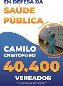 Camilo Cristofaro e a Saude Publica da Cidade de São Paulo