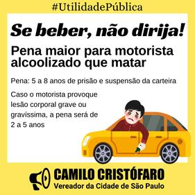 Lei 13.546/2017: O Que Acontece Quando o Condutor Comete Homicídio Culposo Sob Efeito de Álcool