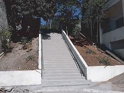 Camilo Cristófaro no Sacomã e Região escadaria escadões, passarela rotatória, idosos, espaço para cães, iluminação em LED, saúde, UBS, sinalização e demarcação de solo