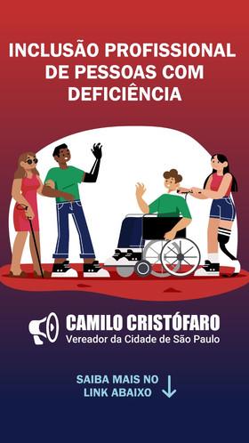 Edital seleciona parceiros para capacitação sobre inclusão profissional de pessoas com deficiência
