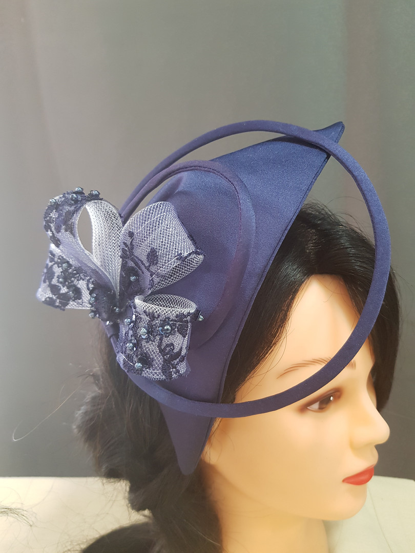 Wide range of hand made fascinators available to match your outfit!