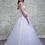Thumbnail: Hand Made Wedding Dress Aurora - Full Length Princess | Size 10