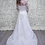 Thumbnail: Hand Made Wedding Dress Stephanie - Full Length A Line | Size 10