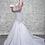 Thumbnail: Hand Made Wedding Dress Scarlet | Mermaid | Lace up | Satin | Size 12