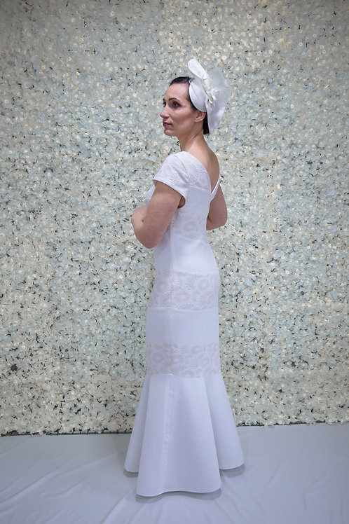 Mother of the bride dress | Mermaid style | size 12