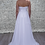 Thumbnail: Hand Made Wedding Dress Bella - Full Length A Line | Size 10