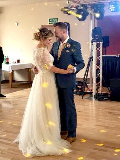 Istitch wedding dress, Peterborough