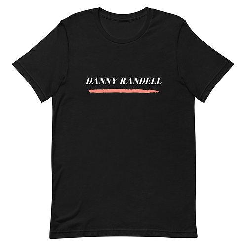Danny Randell Line Tee Black