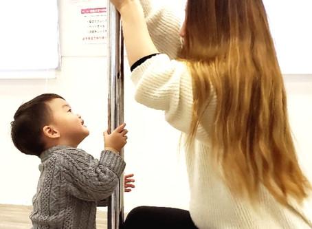 お子様連れOK!「ポールダンス  ママクラス」開講&体験レッスン会のお知らせ