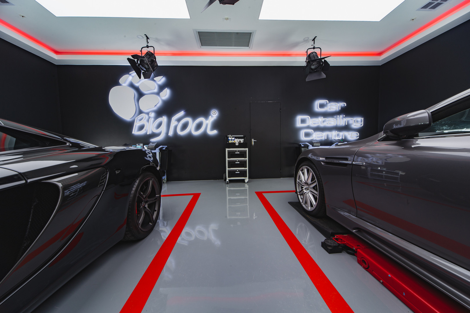 Bigfoot Detailing Centre