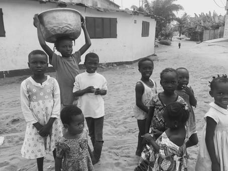 Cotonú, la ciudad de miles de niños en la calle