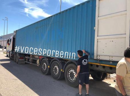 Contenedor Solidario de Valencia a BENIN