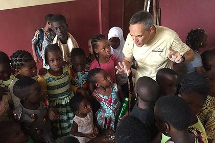 Coopeación Benin - Valencia JxLV