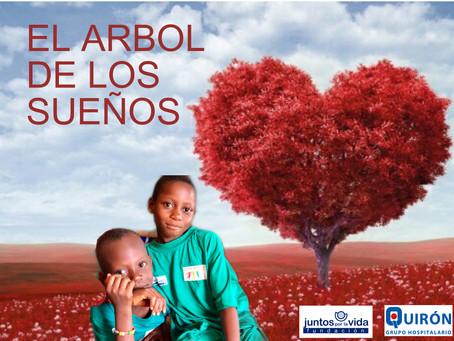 El Hospital Quiron de Valencia con la Infancia de Benin
