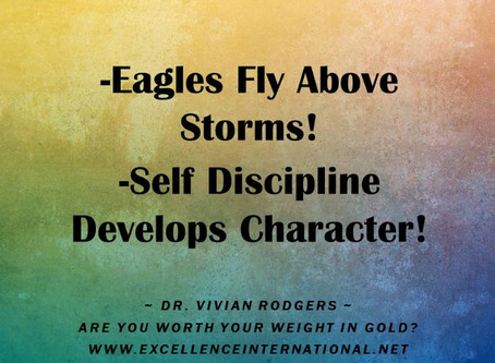 #Areyouworthyourweightingold #Dr.VivianRodgers #ExcellenceInternationalMinistries