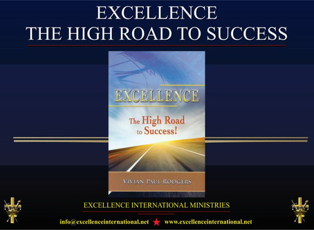 Excellence In Character
