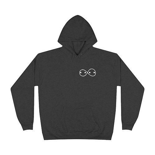 Unisex EcoSmart® Pullover Hoodie Sweatshirt