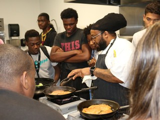 Culinary Week at OB Johnson Park