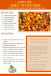 EatWell with Sweet Potato Hash