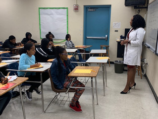 Introducing Nutrition Profession to High School STEAM Students