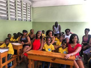 EatWell Abroad: Mission Haiti