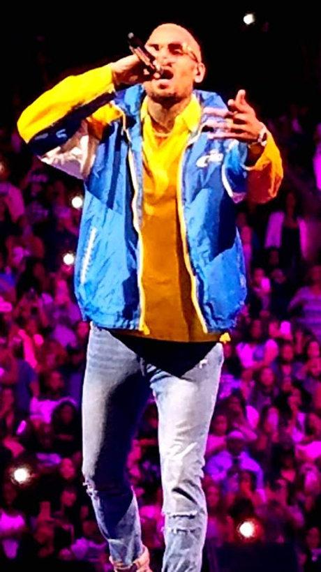 Chris Brown Party Tour