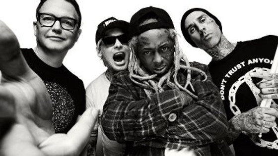 Lil Wayne and Blink182