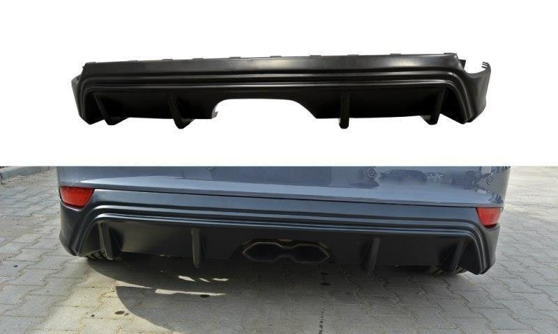 FORD FOCUS ST MK3 FL (RS-LOOK) REAR VALANCE