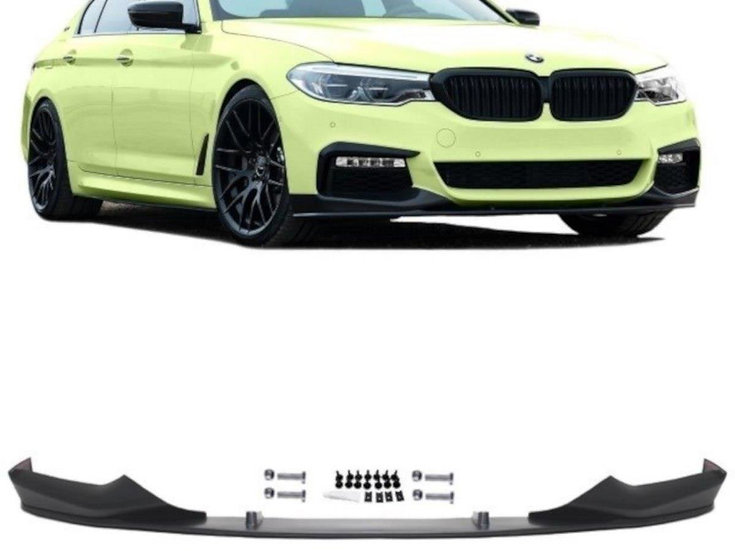 BMW 5ER G30 M-PACKAGE FRONT SPOILER SPORT-PERFORMANCE