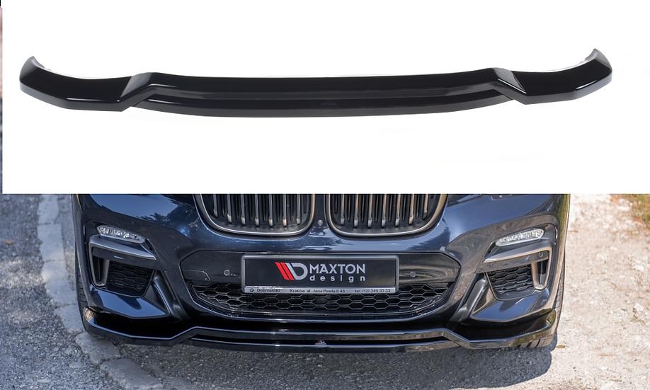 BMW X4 M-PACK G02 FRONT SPLITTER