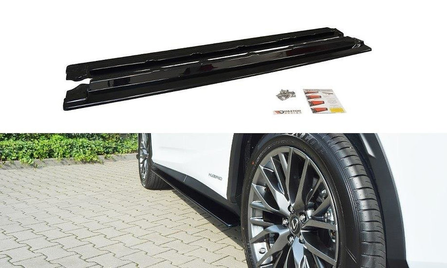 LEXUS RX MK4 SIDE SKIRTS DIFFUSERS