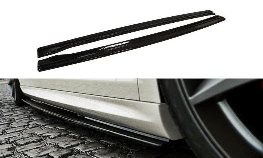 VW PASSAT CC R36 RLINE (PREFACE)SIDE SKIRTS DIFFUSERS