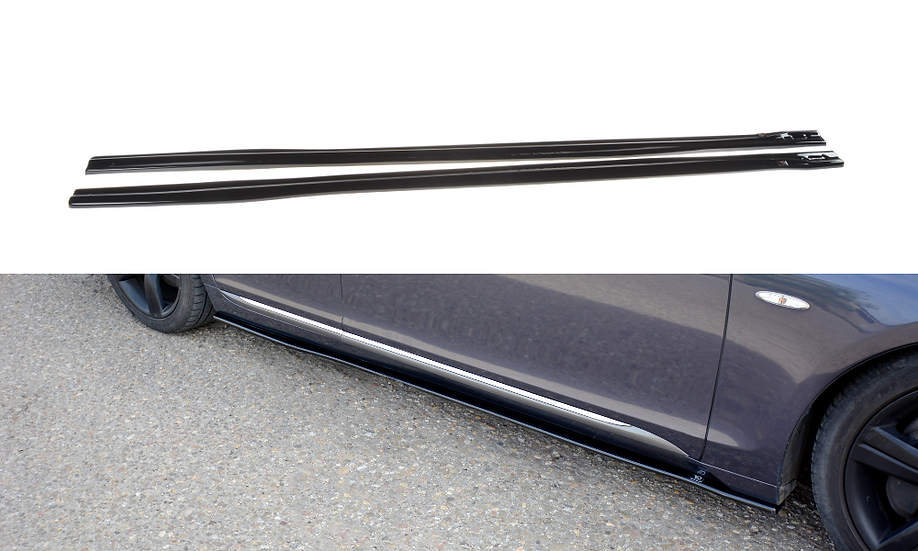 LEXUS GS MK.3 SIDE SKIRTS DIFFUSERS