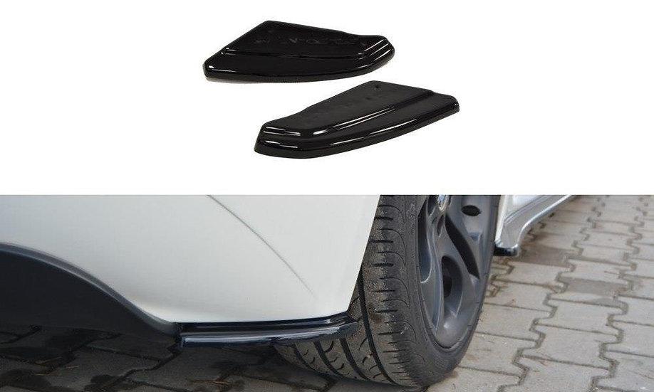 BMW Z4 E85  E86 (PREFACE) REAR SIDE SPLITTERS