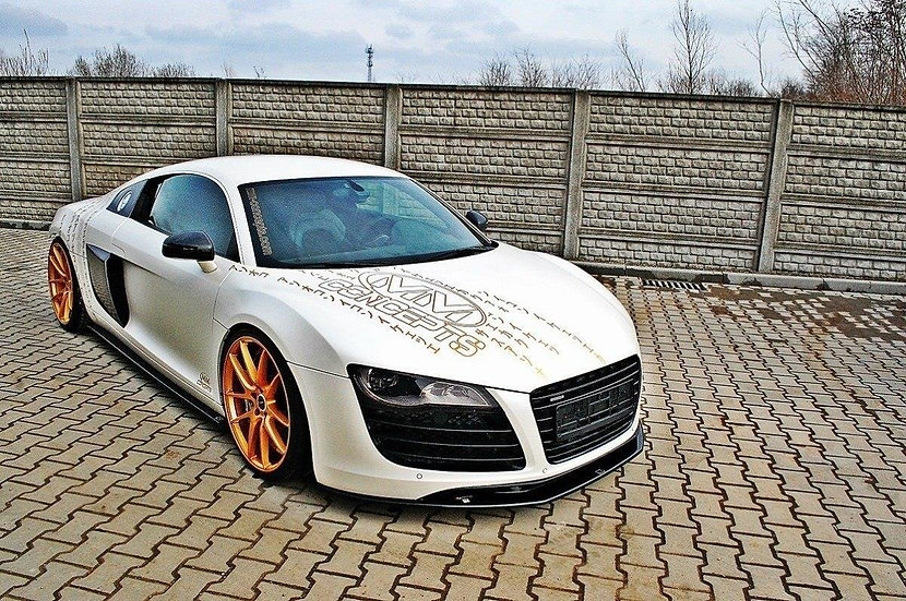AUDI R8 MK.1 SIDE SKIRTS DIFFUSERS