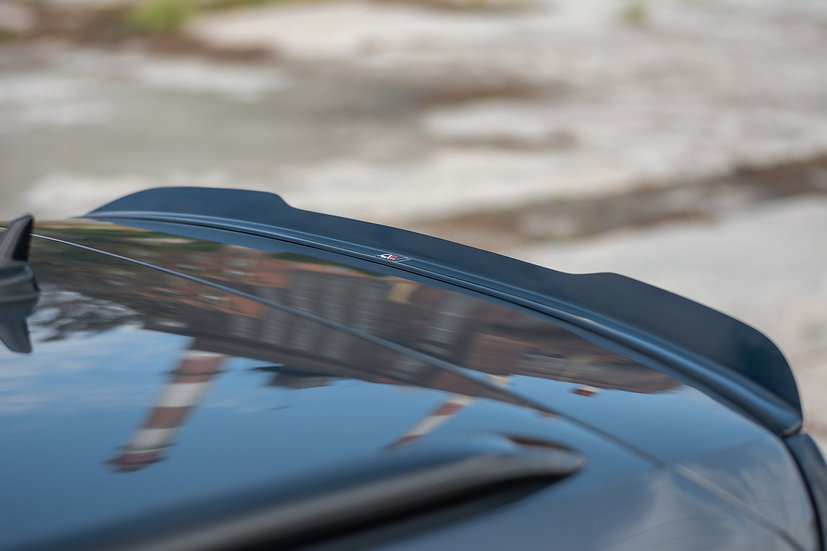 VW PASSAT R-LINE B8 SPOILER EXTENSION